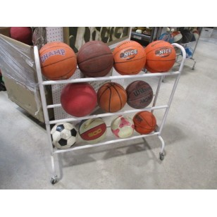 Ball Cart White (2 Available)