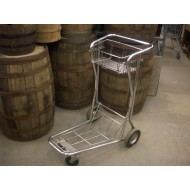 Airport Personal Luggage Cart
