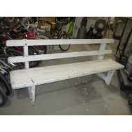 Bus Stop/Field Bench 6'