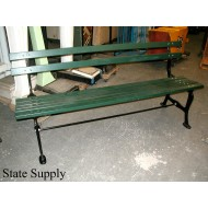 World's Fair Park Bench 6' (5 available)