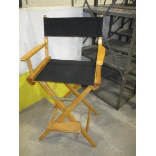 "Directors Chair Tall 30"" Seat"