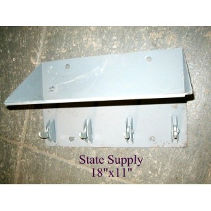 Jail Wall Shelf (10 Available)