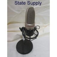 Microphone  AKG C300B on Table Stand