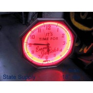 Enna Jetticks Neon Clock