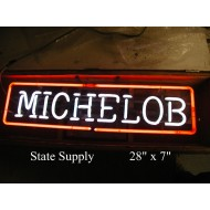 Michelob Neon Sign