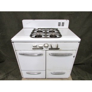 Royal Rose Gas Stove 36""