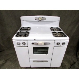 Tappan Deluxe Gas Stove 40""