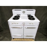 "Welbilt Gas Stove 38"" with Clock"