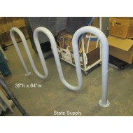 Bike Rack 5 Loop