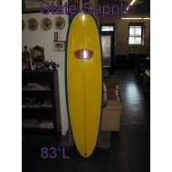 "Surfboard ""Hang Ten"""