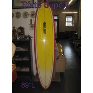 "Surfboard ""Dude"""