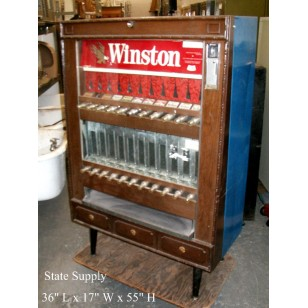"Cigarette Vending Machine  ""The Classic"""