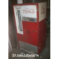 Drink Coca Cola Bottles Vending Machine