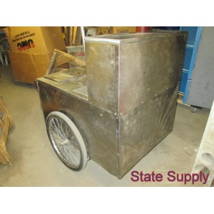Hot Dog Cart-Large